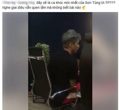 Vua mo ban demo, Son Tung M-TP bi nghi dao nhac cua Sia - Anh 2