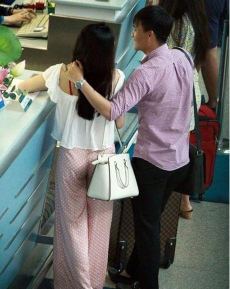 Khoanh khac ngot ngao o doi thuong cua Cong Vinh-Thuy Tien - Anh 7