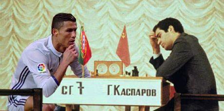 Dan cu mang che anh an mung ban thang cua Cristiano Ronaldo - Anh 5