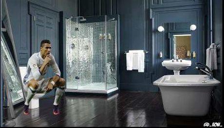 Dan cu mang che anh an mung ban thang cua Cristiano Ronaldo - Anh 7