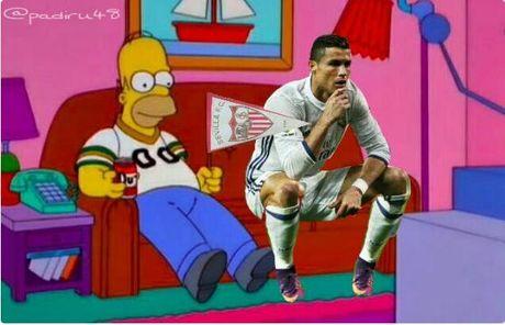 Dan cu mang che anh an mung ban thang cua Cristiano Ronaldo - Anh 8