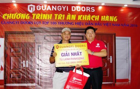 Guangyi Doors tri an khach hang - Anh 1