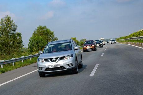 Hanh trinh trai nghiem Nissan X-Trail - Anh 3
