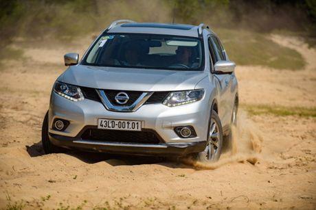 Hanh trinh trai nghiem Nissan X-Trail - Anh 6