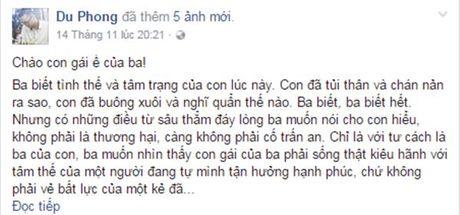Loi nhan nhu ba danh cho 'con gai e' gay xuc dong - Anh 2