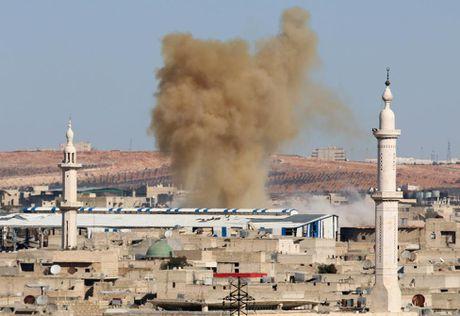 Mau va nuoc mat van roi noi 'chao lua' Aleppo - Anh 5