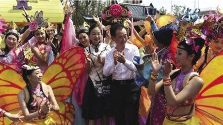 """Dalian Wanda Trung Quoc se vuot mat """"nguoi khong lo"""" Walt Disney? - Anh 1"""