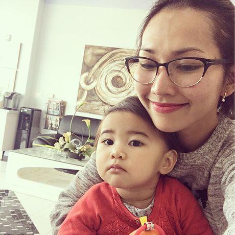 Con gai Kim Hien cang lon cang lem linh - Anh 5