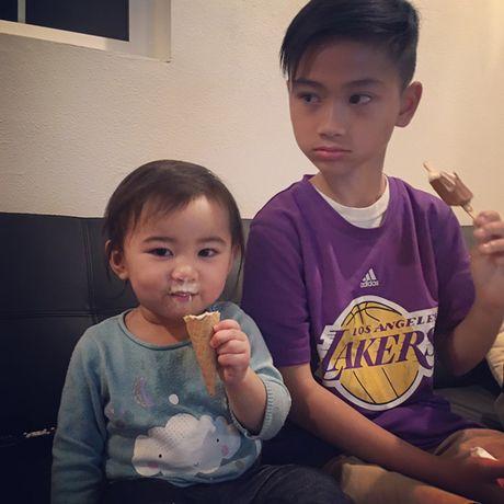 Con gai Kim Hien cang lon cang lem linh - Anh 9