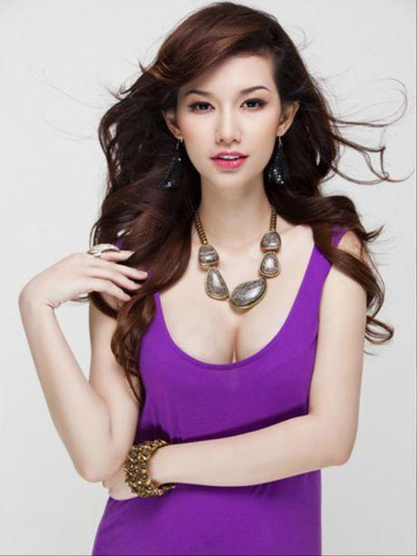 Cac hot girl Viet xinh dep, noi tieng nhung kho so duong tinh - Anh 6