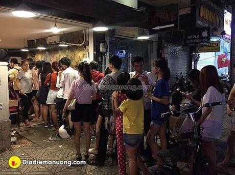 Nhung mon an khien gioi tre Sai Thanh me nhu dieu do nam 2016 - Anh 1