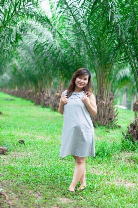 San pham thuong hieu Kieu Beauty Queen: Bi kip kiem hon 30 trieu moi thang cua me bau - Anh 1