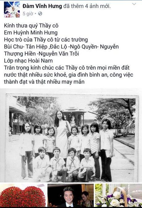 Cac sao viet ve thay co len mang xa hoi tri an ngay Nha giao Viet Nam 20/11 - Anh 4