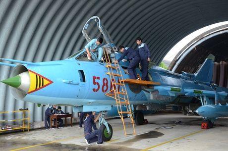 Su-22 Viet Nam thanh sat thu danh bien sau nang cap - Anh 3