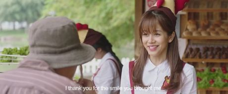 Lilly Nguyen va An Nguy bat ngo tro thanh tinh dich trong phim moi - Anh 4