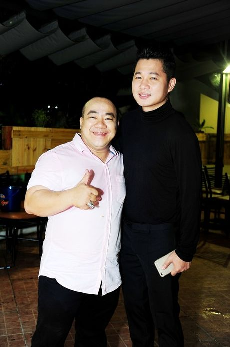 Phi Thanh Van be con den mung sinh nhat cong chua nho nha Hieu Hien - Anh 10