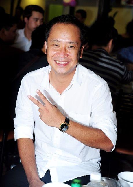Phi Thanh Van be con den mung sinh nhat cong chua nho nha Hieu Hien - Anh 6