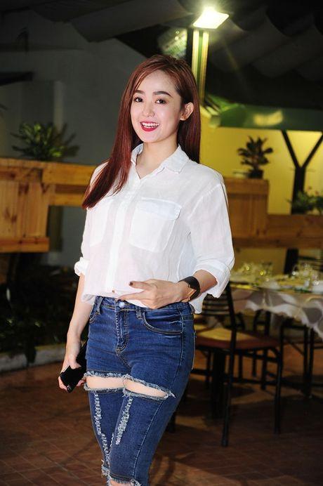 Phi Thanh Van be con den mung sinh nhat cong chua nho nha Hieu Hien - Anh 7