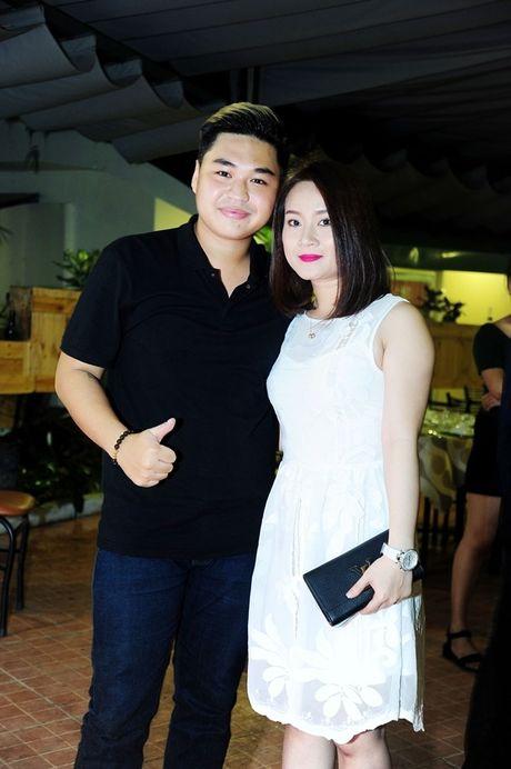 Phi Thanh Van be con den mung sinh nhat cong chua nho nha Hieu Hien - Anh 8