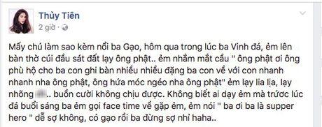 Nhin Cong Vinh va Banh Gao, ong bo nao chang muon co mot co con gai - Anh 1