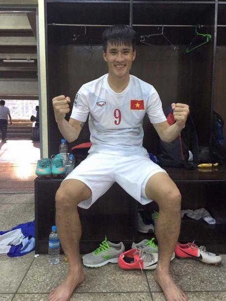 Nhin Cong Vinh va Banh Gao, ong bo nao chang muon co mot co con gai - Anh 2