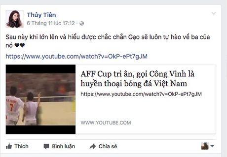 Nhin Cong Vinh va Banh Gao, ong bo nao chang muon co mot co con gai - Anh 7
