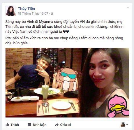 Nhin Cong Vinh va Banh Gao, ong bo nao chang muon co mot co con gai - Anh 8