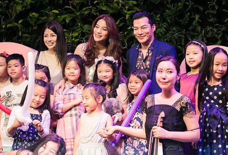 Truong Ngoc Anh va Tran Bao Son to chuc sinh nhat hoanh trang cho con gai - Anh 15