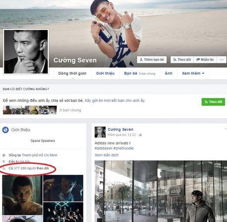 Facebook thay doi thuat toan khien hang loat hot girl, hot boy Viet mat toi 95% follower - Anh 3