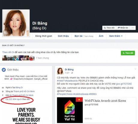 Facebook thay doi thuat toan khien hang loat hot girl, hot boy Viet mat toi 95% follower - Anh 4
