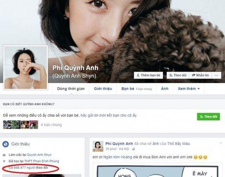 Facebook thay doi thuat toan khien hang loat hot girl, hot boy Viet mat toi 95% follower - Anh 7