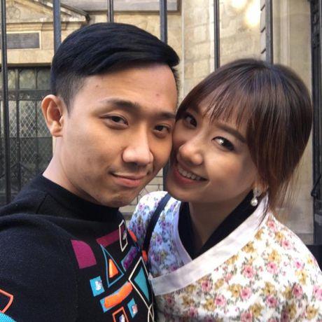 Mac thiep cuoi bi ro ri, Hari Won van 'khoe' clip Tran Thanh nhuong cho cho meo - Anh 6