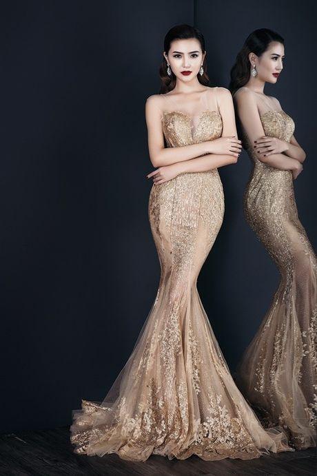 Hoa hau Ngoc Duyen la nguoi tiep theo tham du show Victoria's Secret tai Paris - Anh 1