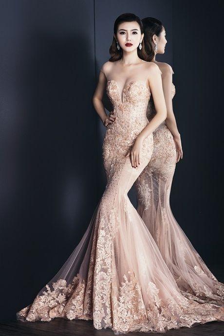 Hoa hau Ngoc Duyen la nguoi tiep theo tham du show Victoria's Secret tai Paris - Anh 4