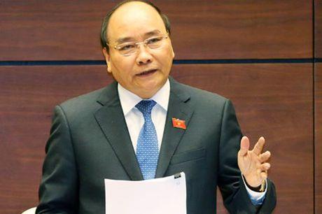 Thu tuong Nguyen Xuan Phuc chuc mung Ngay Nha giao Viet Nam - Anh 1