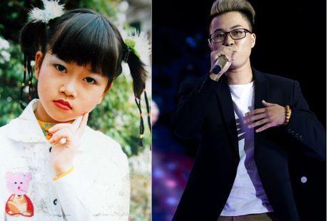 Hot boy chuyen gioi gay bao tai Sing My Song voi ca khuc 'Ong ba anh' - Anh 1