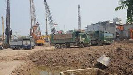 Ha Noi xay dung to hop chung cu cao tang 2.300 ti tai Minh Khai - Anh 1