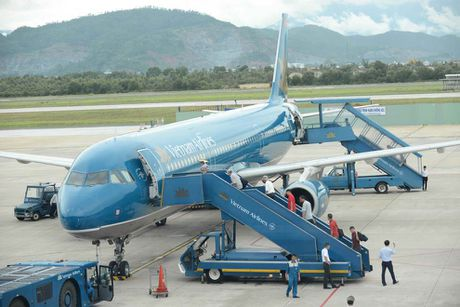 Vietnam Airlines se giao dich tren UPCoM trong thang 12 - Anh 1