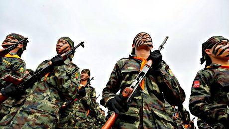 Trung Quoc canh bao an ninh cao do o bien gioi voi Myanmar - Anh 1