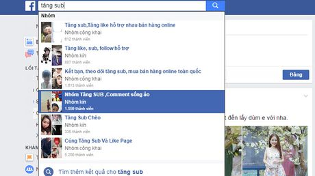 Facebook manh tay loai bo 'sub ao' khien dan mang bat ngo - Anh 1