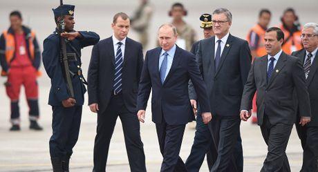 Putin boi roi vi 'ghe nong' kinh te Nga - Anh 1