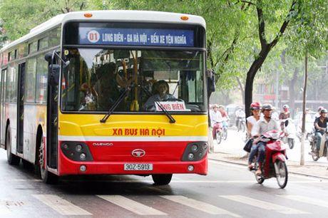 Ha Noi se co them 1400 xe buyt phu Wi-Fi - Anh 1