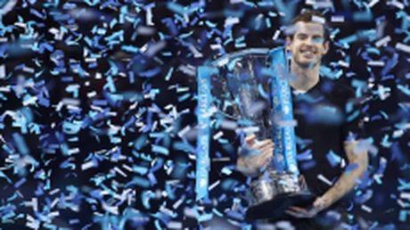 Vo dich Tour Finals, Murray bao ve thanh cong ngoi vi so mot the gioi - Anh 1