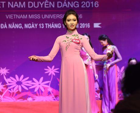 10 guong mat vao chung ket Nu sinh vien Viet Nam duyen dang - Anh 1
