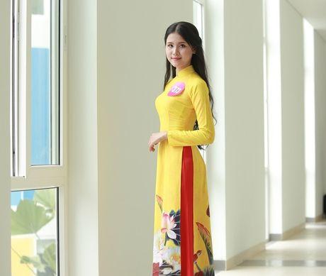 10 guong mat vao chung ket Nu sinh vien Viet Nam duyen dang - Anh 2