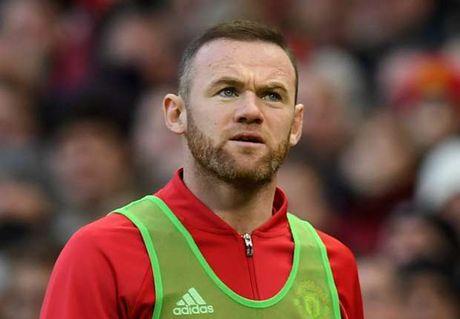Jose Mourinho loai Rooney vi qua cham - Anh 1