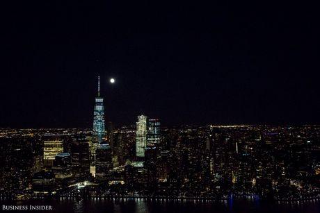 Bo anh New York dem sieu trang tu truc thang khong cua - Anh 10