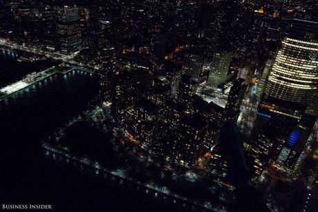 Bo anh New York dem sieu trang tu truc thang khong cua - Anh 13