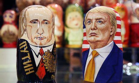 Putin noi gi ve Trump o hoi nghi APEC? - Anh 2