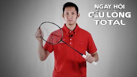 Nguyen Tien Minh thach dau cac tay vot tre Viet Nam - Anh 1